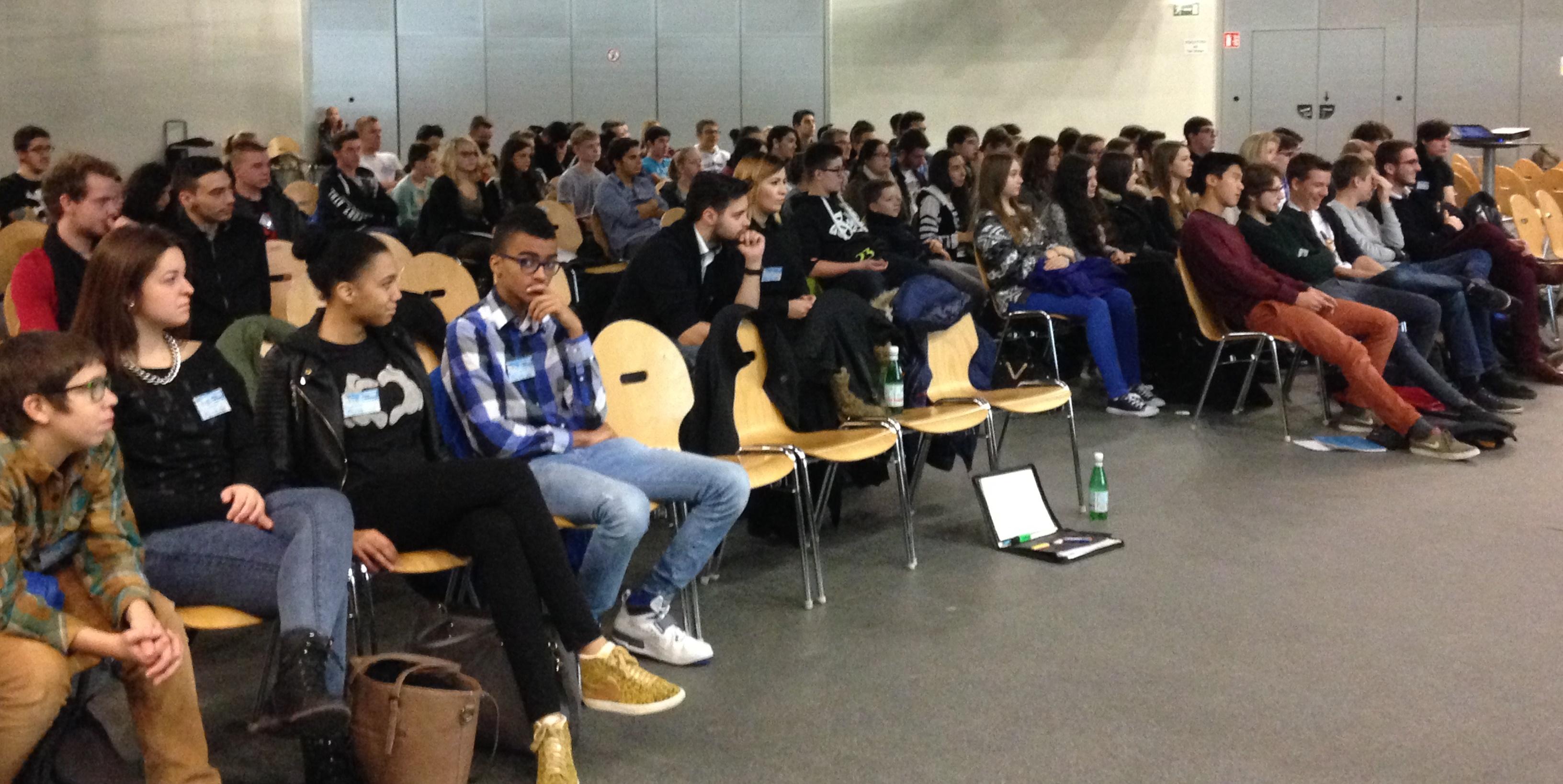 La CNEL a organisé sa « Journée des comités d'élèves »