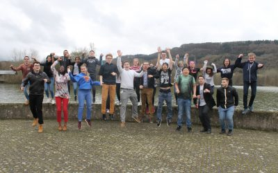 Schülercomité: Teambuilding