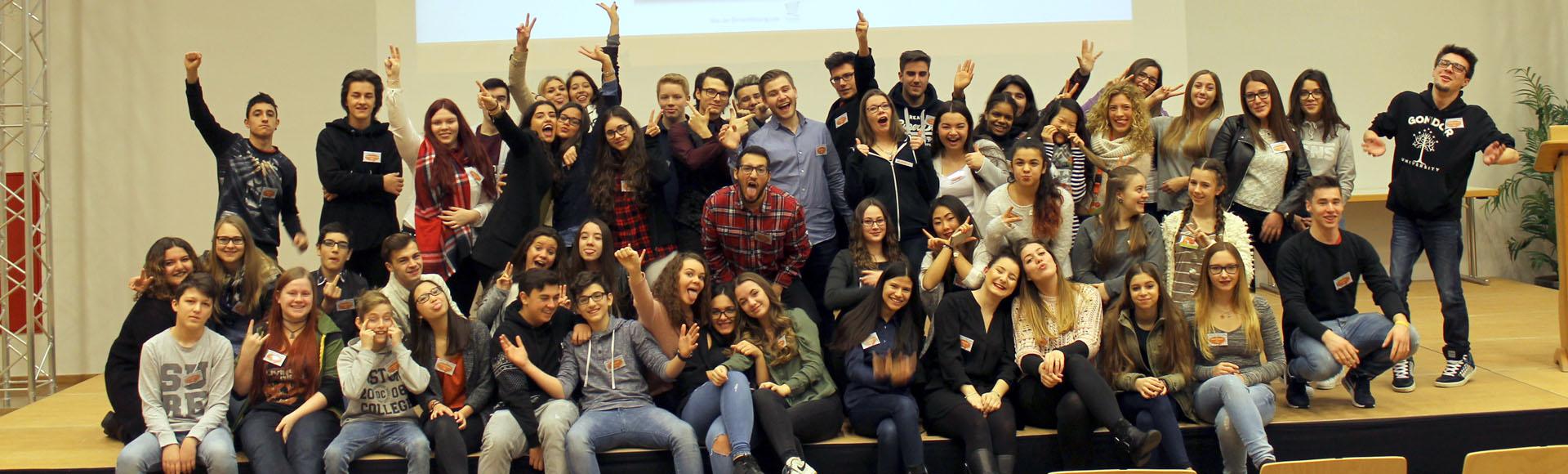 Journées des comités d'élèves 2015/16