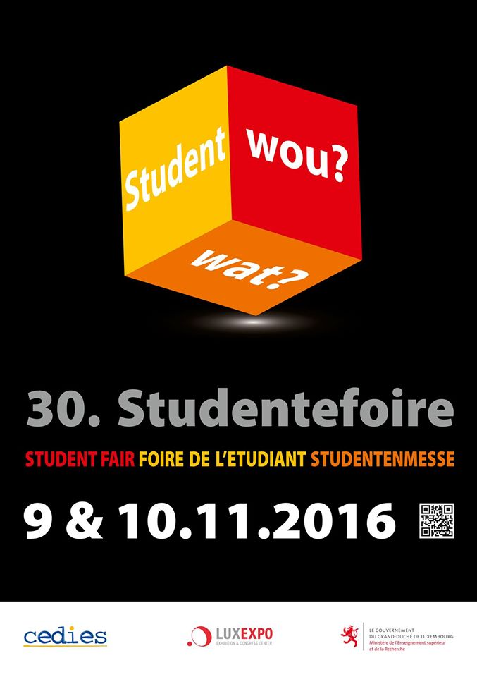 CNEL goes Studentefoire!