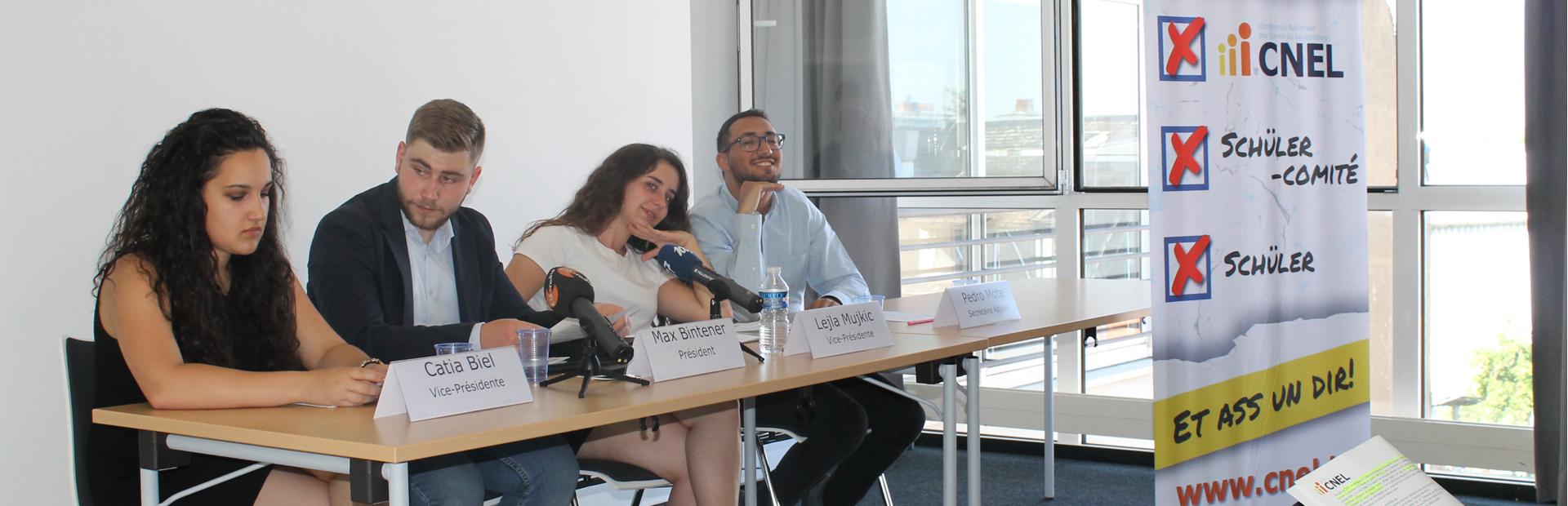 Avis zur Schoulreform – d'Käraarbecht vun der CNEL