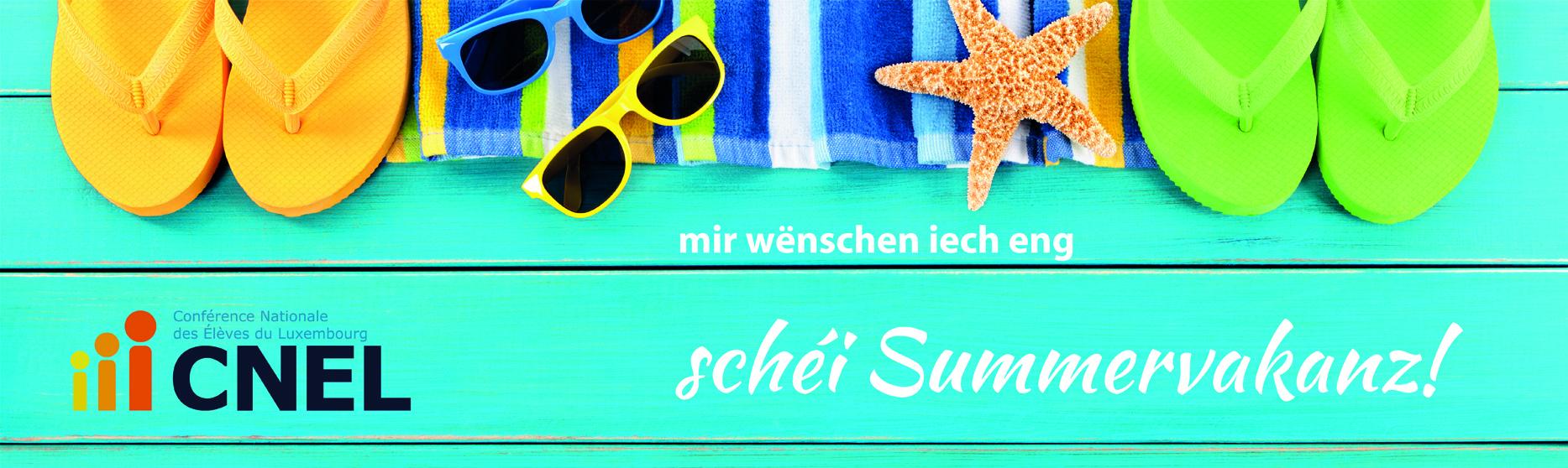 Schéi Summervakanz